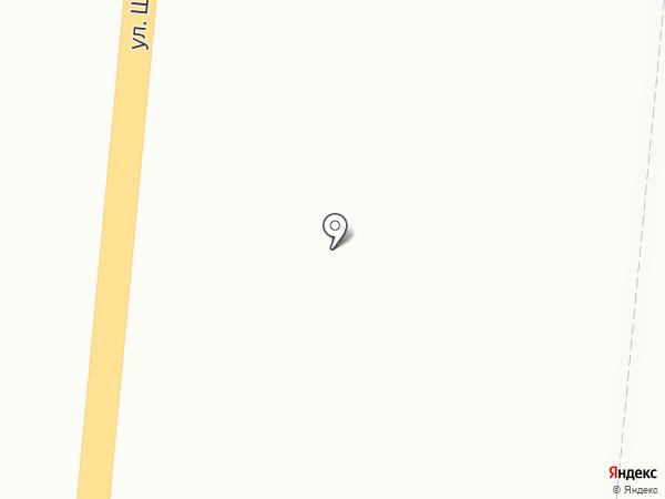 Магазин пряжи на карте Мурманска