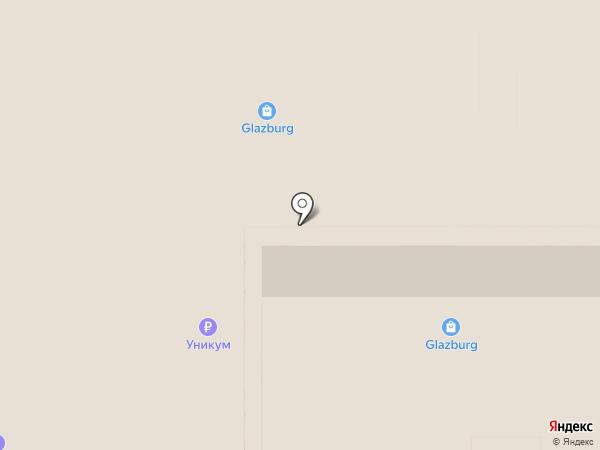 REDMOND Smart Home на карте Мурманска