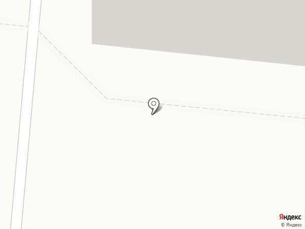 Трактир на Дзержинке на карте Мурманска