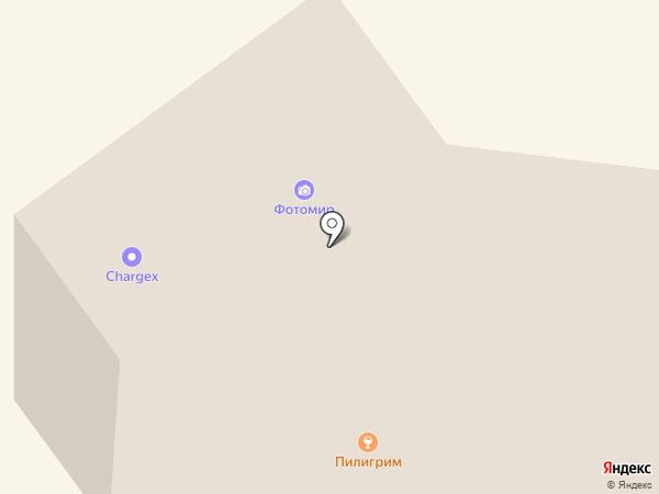 Чешская пивница на карте Мурманска