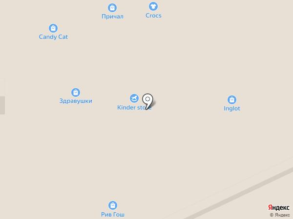Murman sweet на карте Мурманска
