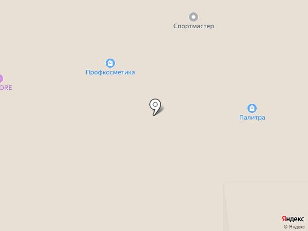 H & M на карте Мурманска
