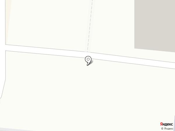 Инспекция по делам несовершеннолетних по Октябрьскому округу на карте Мурманска