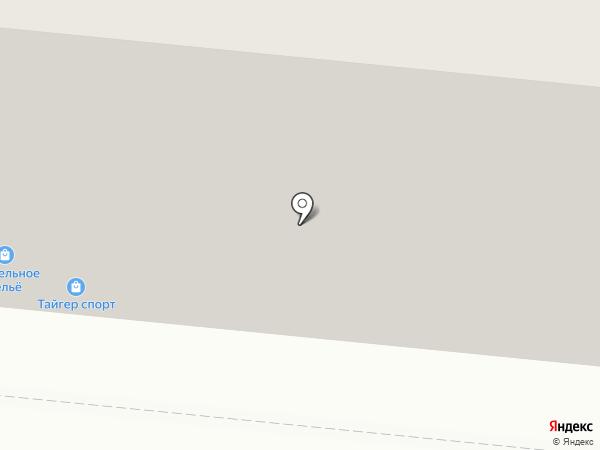 Отдел участковых уполномоченных по делам несовершеннолетних на карте Мурманска