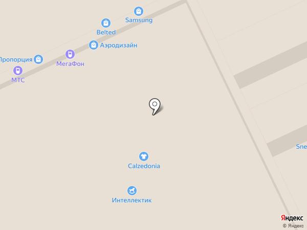 Befree на карте Мурманска