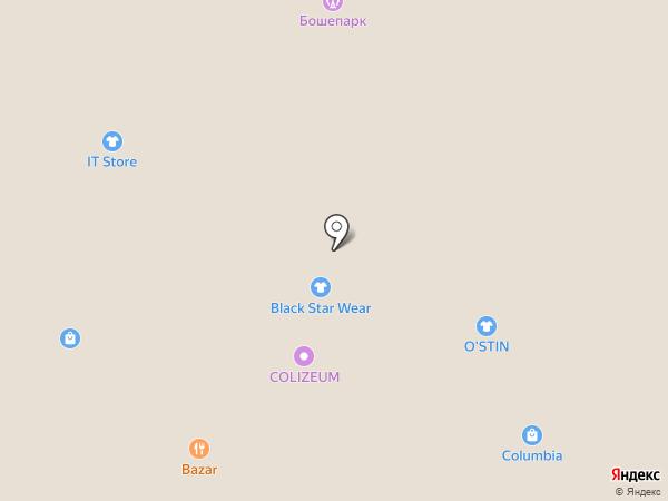 Diva на карте Мурманска