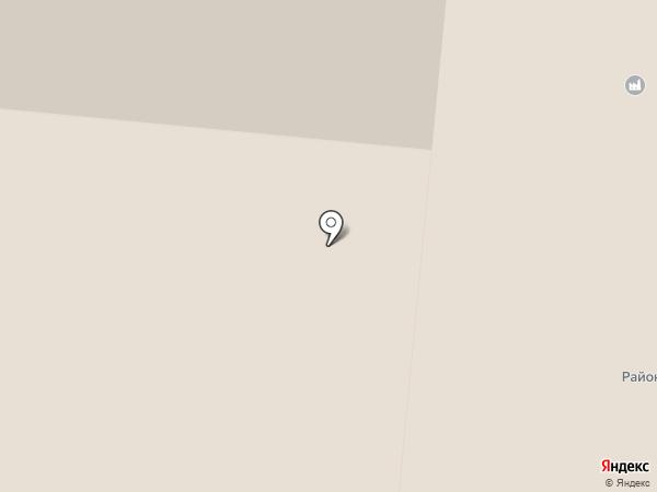 Управление Судебного департамента в Мурманской области на карте Мурманска
