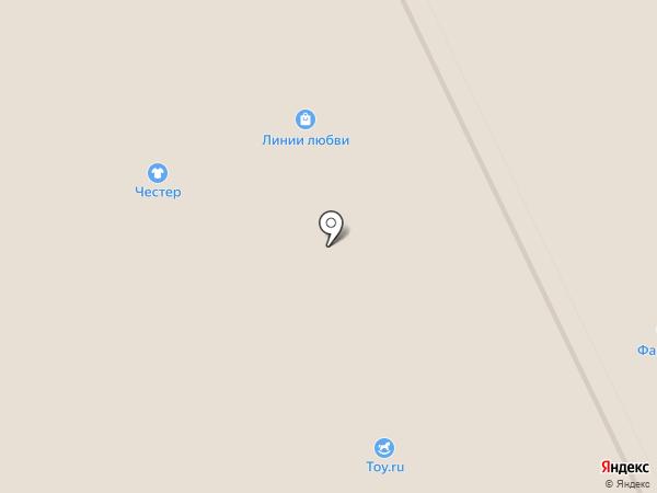 iPort на карте Мурманска