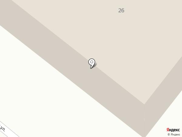 Свити на карте Мурманска