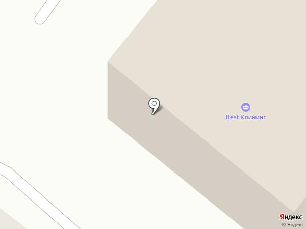 Севпромсервис на карте Мурманска