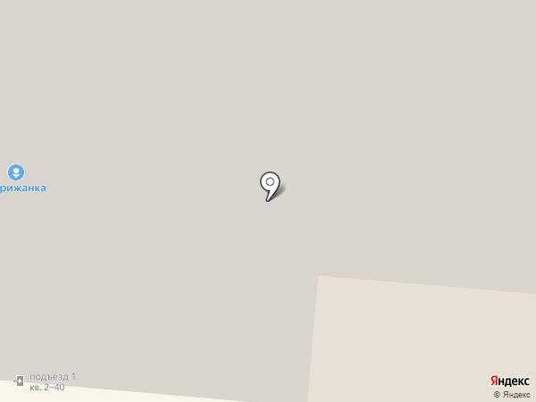 Магазин канцтоваров на карте Мурманска