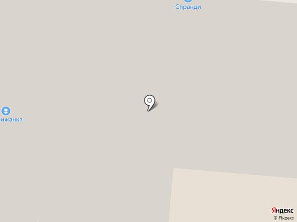 МТС на карте Мурманска