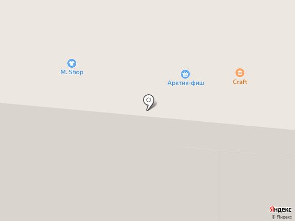SOHO на карте Мурманска
