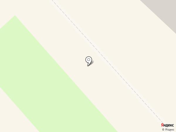 Базар на карте Мурманска