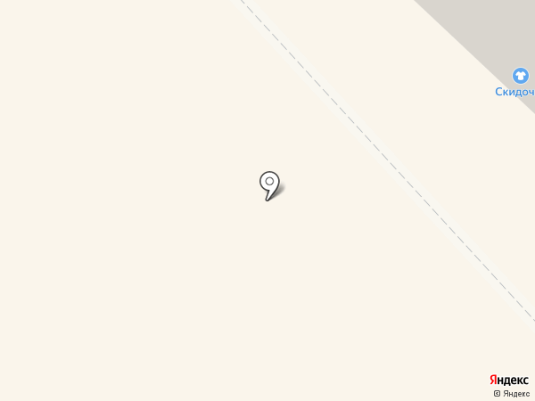 Лесеал на карте Мурманска