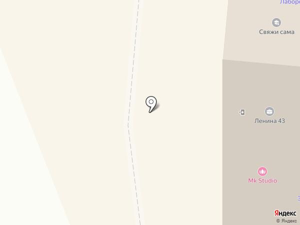 BodySlim на карте Мурманска