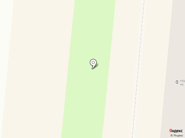 Магазин головных уборов на карте Мурманска