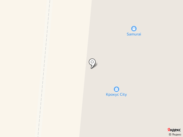 SAMURAI на карте Мурманска
