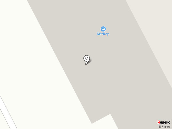 Киткар на карте Мурманска