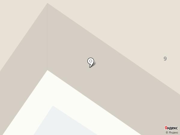 РДК-Авто на карте Мурманска