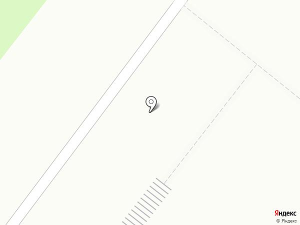 Полюс на карте Мурманска