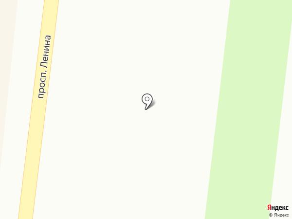 Росс-Тур на карте Мурманска