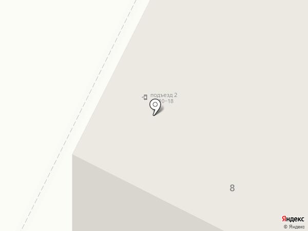 Гидротехплюс на карте Мурманска