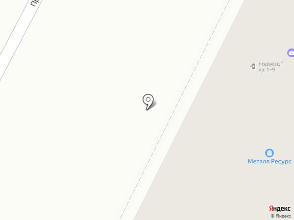 Бизнес-Норд на карте Мурманска