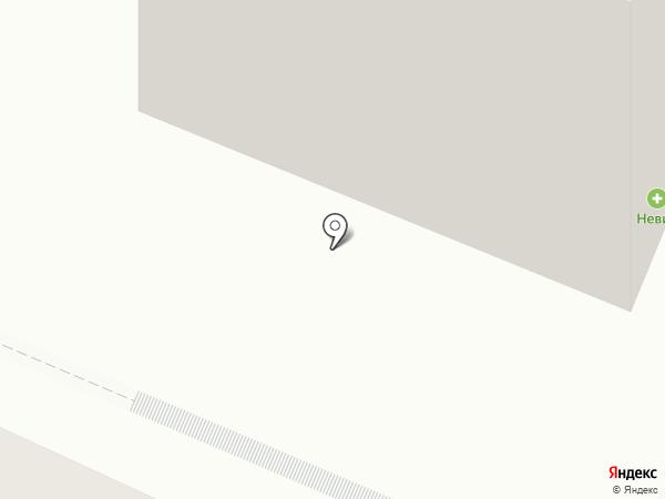Фотосалон на карте Мурманска