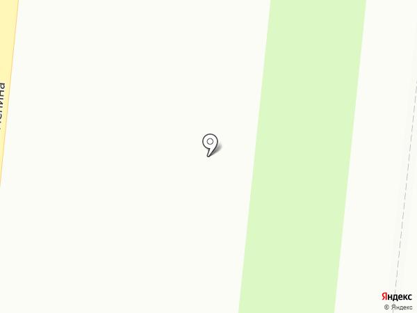 Магазин товаров для рукоделия на карте Мурманска