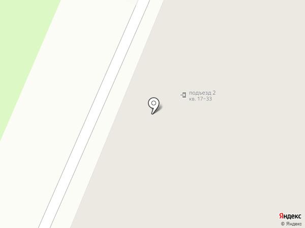Консалтинг Проф на карте Мурманска