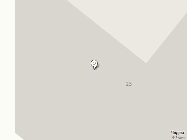 ЖЭУ №2 на карте Мурманска