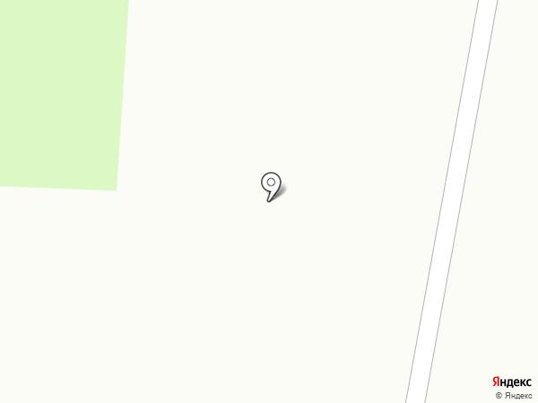 Пинта на карте Мурманска