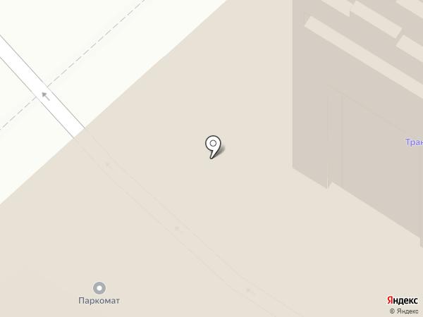 Рулада на карте Мурманска
