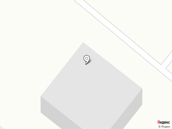 Авоська на карте Мурманска