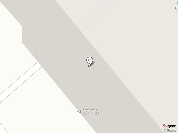Серж на карте Мурманска
