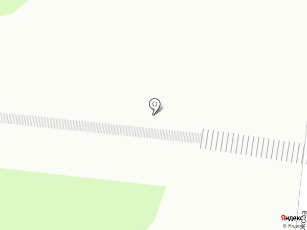 Горка на карте Мурманска
