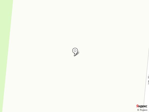 Магазин спецодежды на карте Мурманска