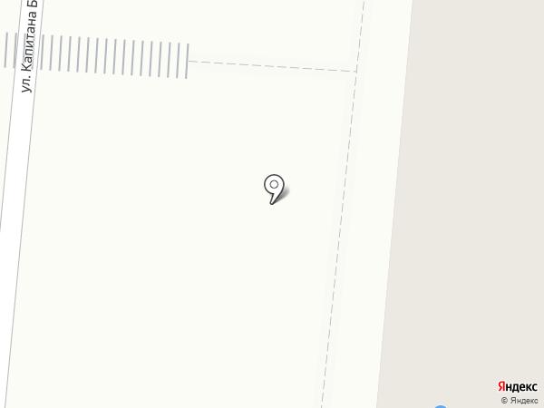 СеверГрупп на карте Мурманска