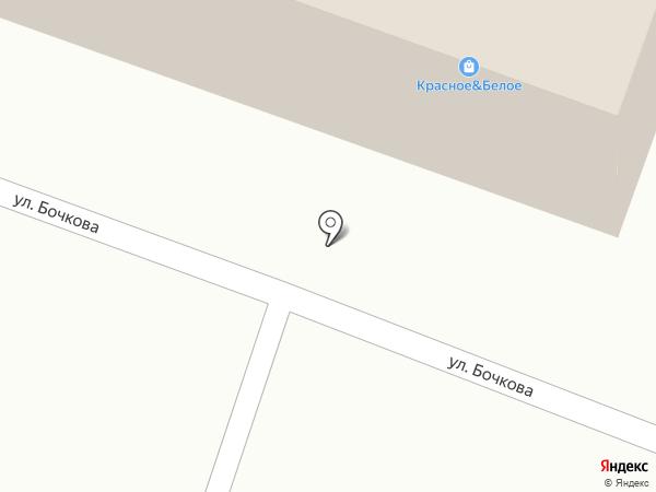 Мажор на карте Мурманска