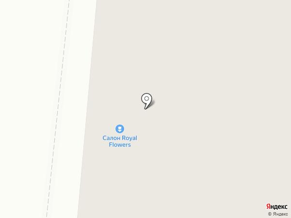 Квеструм на карте Мурманска
