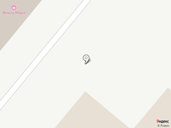 Океан на карте Мурманска