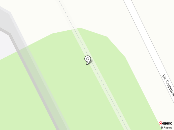 Айсберг на карте Мурманска