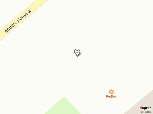 Марпи на карте Мурманска