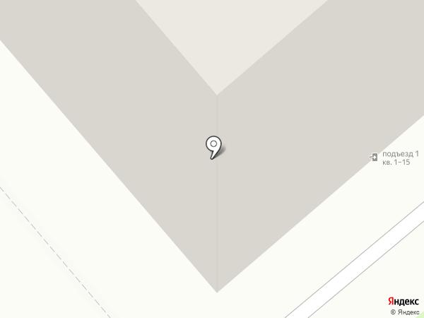 Р-51 на карте Мурманска