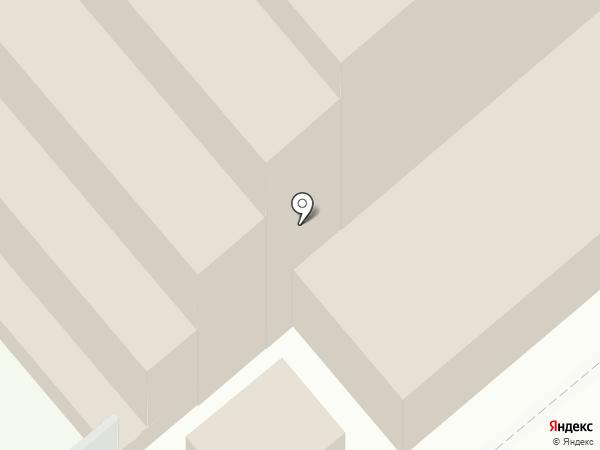 Бассейн на карте Мурманска
