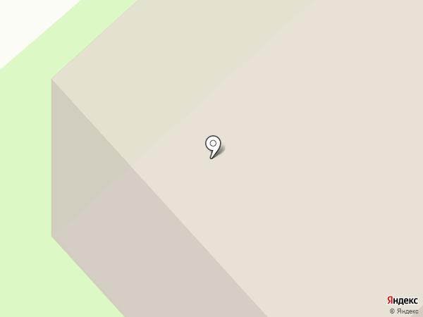Межрайонный регистрационно-экзаменационный отдел ГИБДД на карте Мурманска