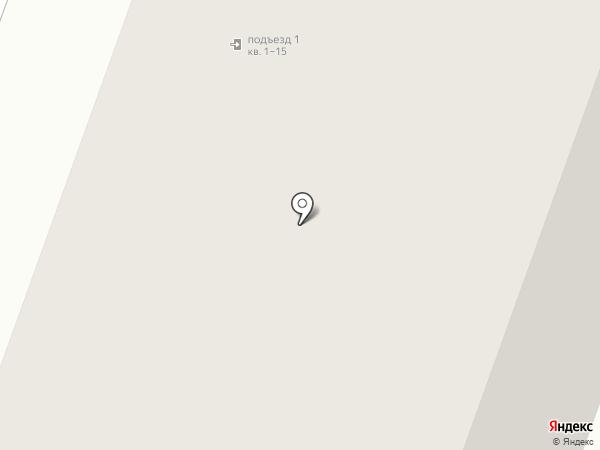 Отделение социального обслуживания на дому Первомайского округа на карте Мурманска