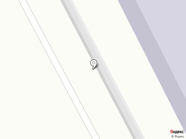 Лучик на карте Мурманска
