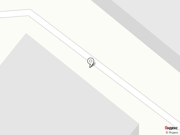 Автосервис на карте Мурманска